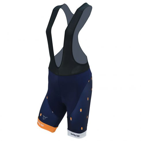 BRONZE WOMEN CYCLING BIB SHORT