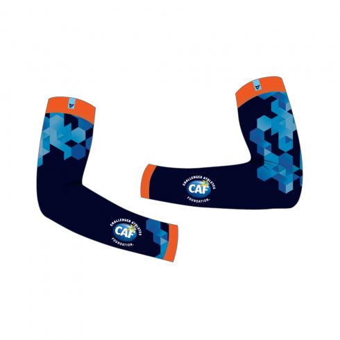 Challenged Athletes Foundation ACCESSOIRES UNISEX CYCLING FP SUMMER UVP SLEEVES