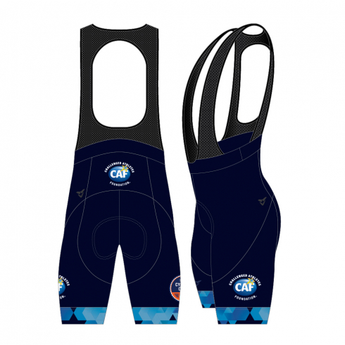 Challenged Athletes Foundation BRONZE MEN CYCLING BIB SHORT