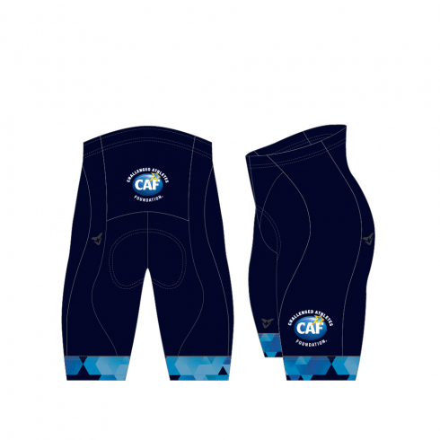 Challange Athlete Foundation SILVER WOMEN CYCLING SHORT