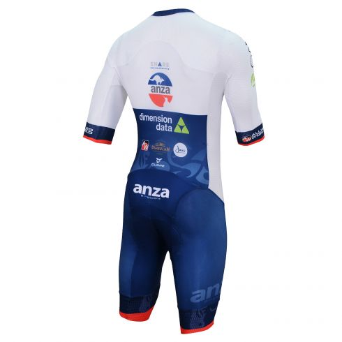 GOLD MEN CYCLING S/SLEEVE AERO SPEED SUIT