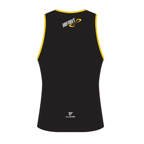 INFINIT NUTRITION MEN RUNNING TANK VENT