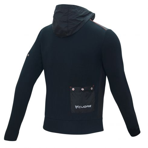 LIFESTYLE UNISEX CYCLING TEAM WOOLY