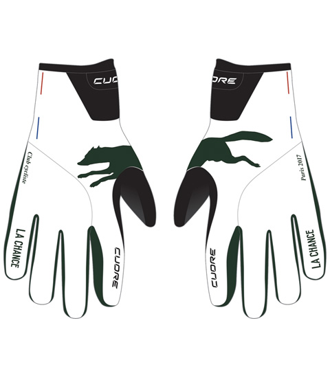 La Chance ACCESSOIRES UNISEX CYCLING LF ACTIVE SHIELD GLOVES