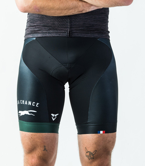 La Chance SILVER MEN CYCLING BIB SHORT