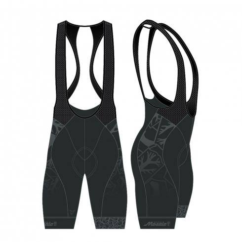 SILVER MEN CYCLING BIB SHORT