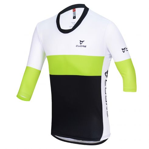 OFFROAD KIDS CYCLING S/SLEEVE FREERIDE JERSEY