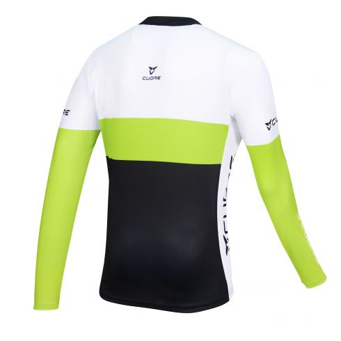 OFFROAD KIDS CYCLING TRAIL L/SLEEVE JERSEY