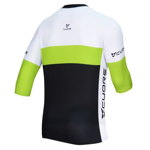 OFFROAD MEN CYCLING TRAIL 3/4 SLEEVE JERSEY