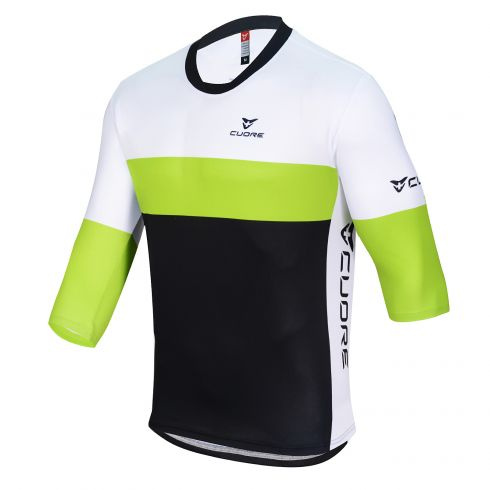 OFFROAD MEN CYCLING 3/4 SLEEVE FREERIDE JERSEY