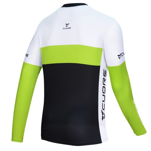 OFFROAD MEN CYCLING TRAIL L/SLEEVE JERSEY