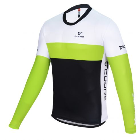 OFFROAD MEN CYCLING L/SLEEVE FREERIDE JERSEY