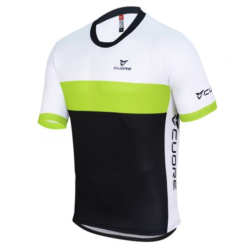OFFROAD MEN CYCLING S/SLEEVE FREERIDE JERSEY