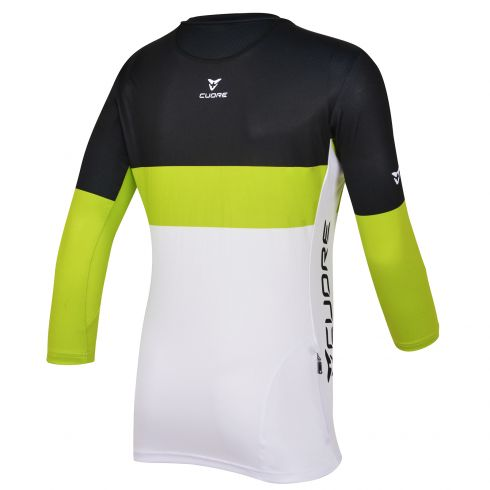 OFFROAD WOMEN CYCLING TRAIL 3/4 SLEEVE JERSEY