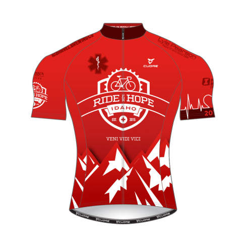 FINISHER MEN CYCLING S/SLEEVE SPORT in Event Production style FZ
