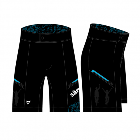 OFFROAD WOMEN CYCLING MTB SHELL SHORT