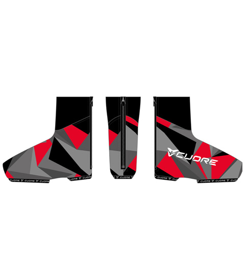 ACCESSOIRES UNISEX CYCLING FP SHOE COVERS