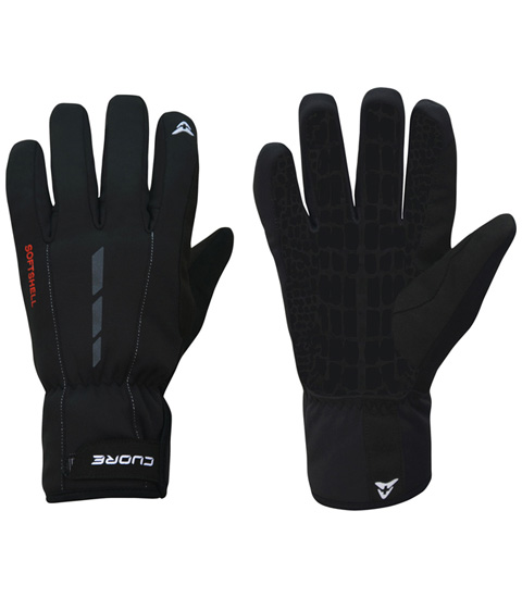 ACCESSOIRES UNISEX CYCLING LF SOFT SHELL GLOVES