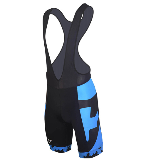 BRONZE MEN CYCLING BIB SHORT