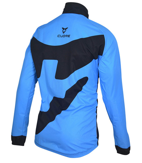 BRONZE MEN CYCLING WIND SHIELD JACKET