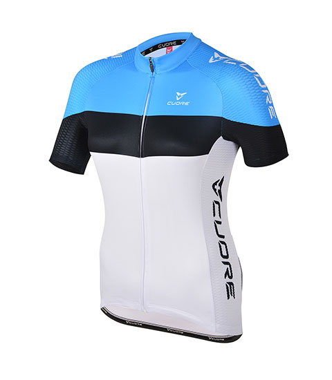 BRONZE WOMEN CYCLING S/SLEEVE SPORT JERSEY