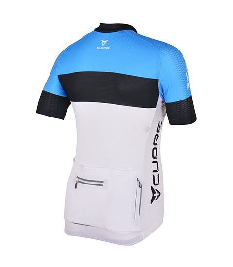 BRONZE WOMEN CYCLING S/SLEEVE SPORT VENT JERSEY