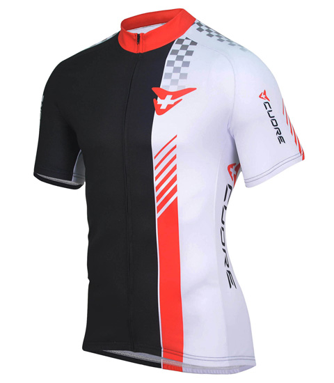 FINISHER MEN CYCLING S/SLEEVE JERSEY