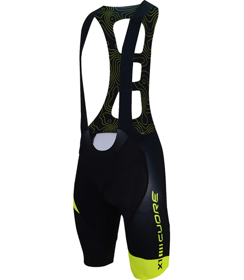GOLD MEN CYCLING BIB SHORT X1