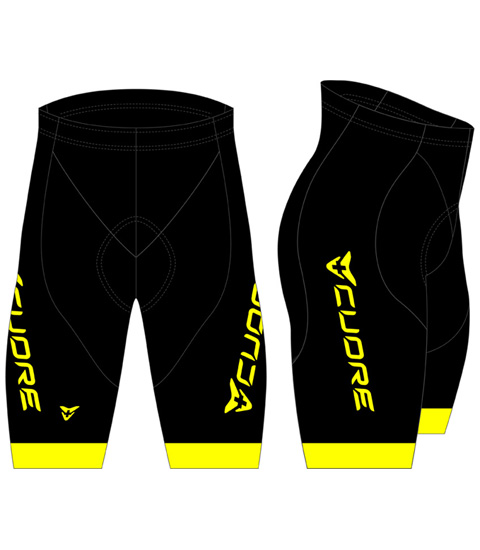 GOLD MEN CYCLING SHORT