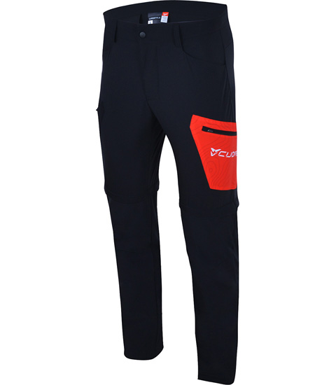 LIFESTYLE MEN LEISURE ZIPP OFF PANT