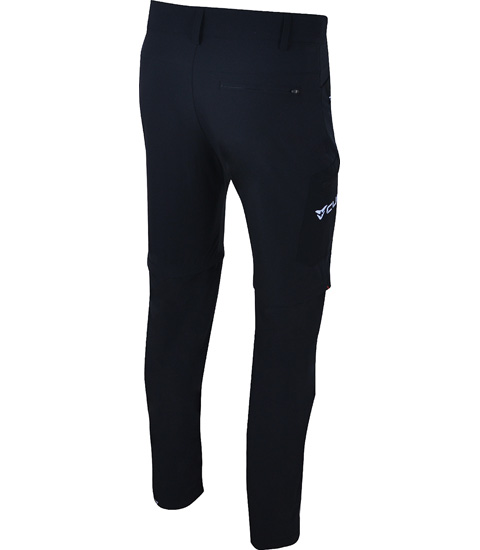 LIFESTYLE MEN LEISURE ZIPP-OFF PANT