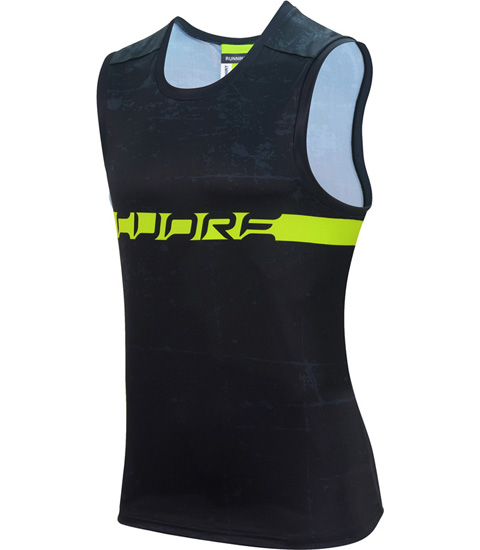 MEN RUNNING VENT SLEEVELESS SHIRT