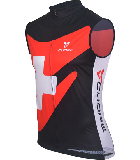 SILVER KIDS CYCLING WIND SHIELD MESH VEST