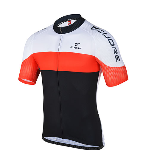SILVER MEN CYCLING S/SLEEVE ORIGINAL JERSEY