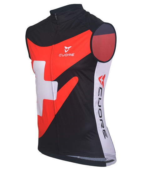 SILVER WOMEN CYCLING WIND SHIELD MESH VEST