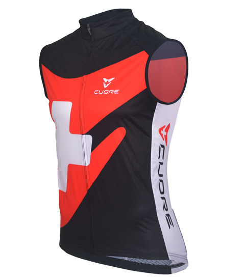 SILVER WOMEN CYCLING WIND SHIELD SPLASH VEST