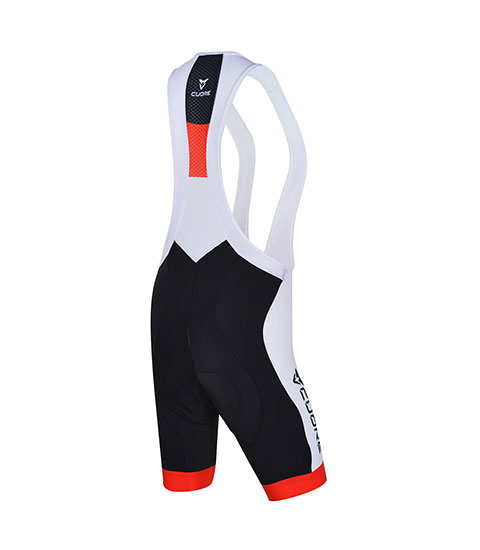 SILVER WOMEN CYCLING BIB SHORT