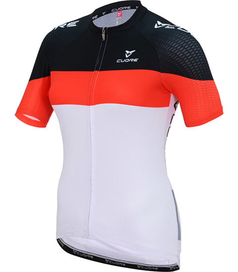 SILVER WOMEN CYCLING ORIGINAL S/SLEEVE JERSEY