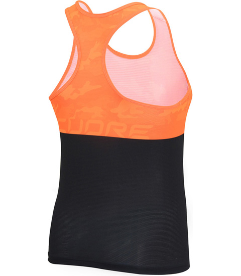 WOMEN RUNNING VENT TANK TOP