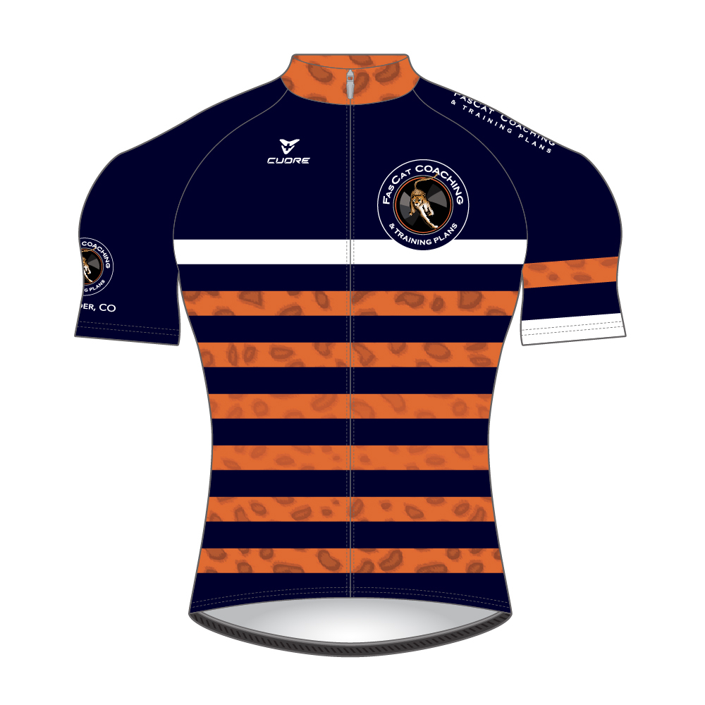 Fas Cat 19 SILVER WOMEN CYCLING S SLEEVE RACE JERSEY (+4cm arms) 5963a0a1f