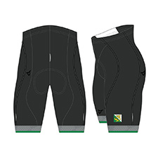 THURGAU SILVER WOMEN CYCLING SHORT
