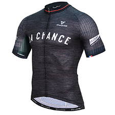 La Chance SILVER MEN CYCLING S/SLEEVE RACE JERSEY