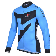 BRONZE KIDS CYCLING L/SLEEVE JERSEY