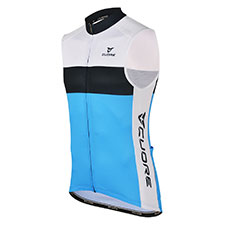 The sleeveless sport vent jersey...