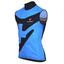 This lightweight cycling vest wi...