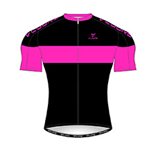 GOLD WOMEN CYCLING S/SLEEVE VENT JERSEY
