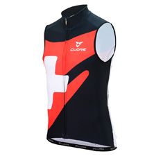 SILVER MEN CYCLING THERMAL VEST